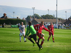 Photo: 26/08/13 v Barmouth & Dyffryn United (Welsh Alliance Division One) 4-0 - contributed by Leon Gladwell