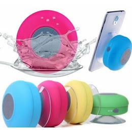 Boxa Bluetooth Waterproof cu Microfon si ventuza de prindere