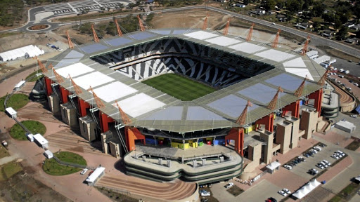 The Mbombela Stadium has been rocked by fraud allegations for many years.