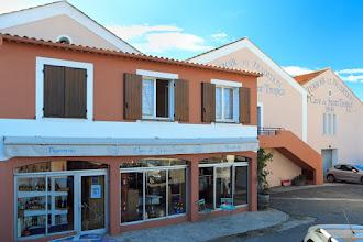Photo: Cave Coopérative de Saint Tropez.AOC Côtes de Provence. Saint Tropez. Var