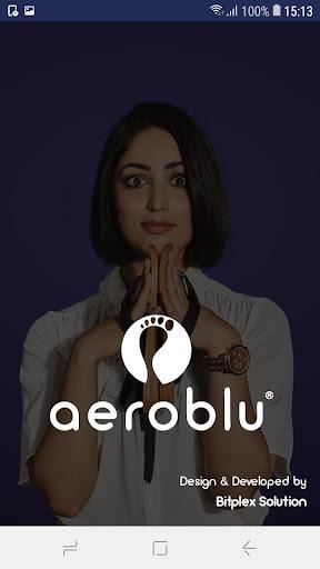 aeroblu corporate app screenshot 2