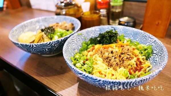 |台中| 麵屋かとむら | 東京來的油拌麵 豪華版傻瓜麵