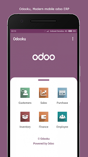 Odooku - mobile odoo ERP on Windows PC Download Free - 0 1 1
