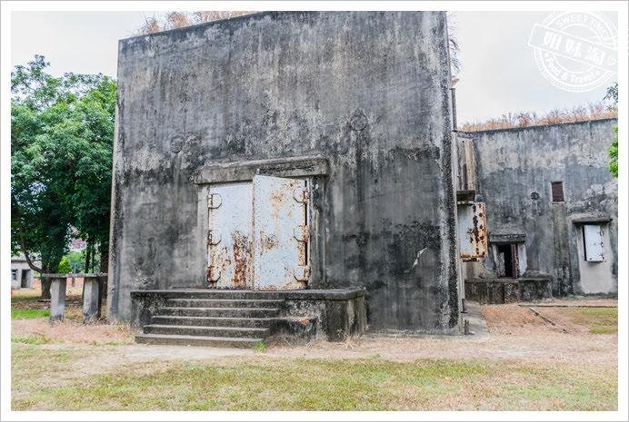 日本海軍無線電信所碉堡