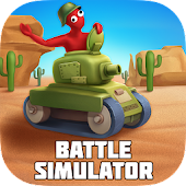 Epic Tank Battle Simulator 3D