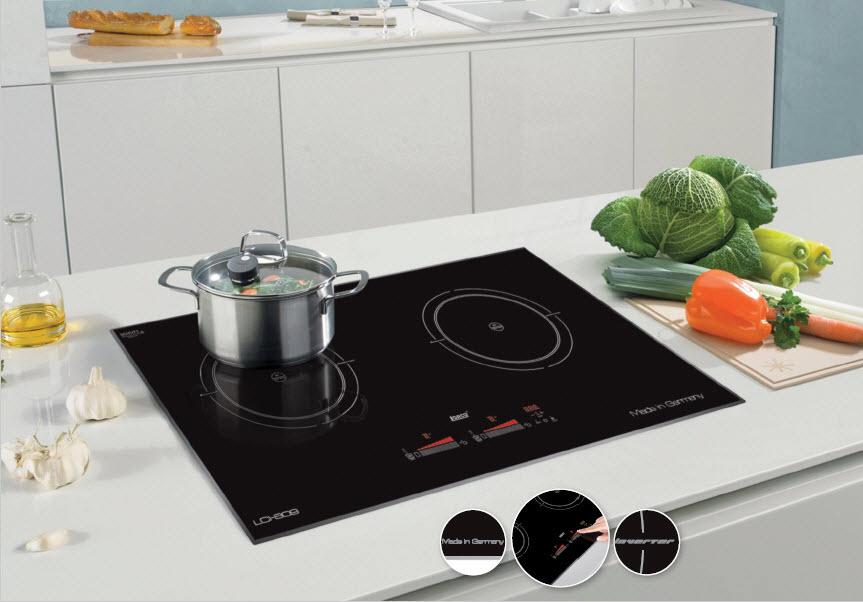 Bếp nấu ăn trong gia đình bạn