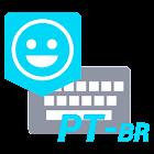 BR Portuguese Dictionary - Emoji Keyboard icon