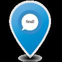 함께 아이찾기:아이를 지키는 가장 쉬운 방법(미아방지) icon
