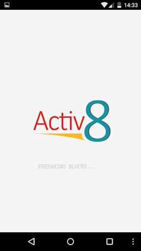 Activ8 - Colored Blocks