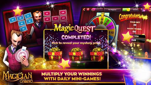 Magician Casino™ | FREE Slots