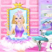 Ballet Salon Dress up Game For Girls