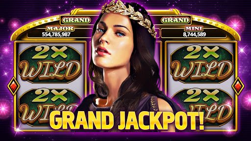 Grand Jackpot Slots - Pop Vegas Casino Free Games apkpoly screenshots 10