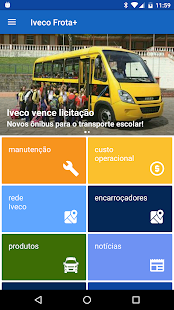 Iveco Frota+- screenshot thumbnail