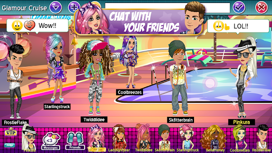 MovieStarPlanet- screenshot thumbnail