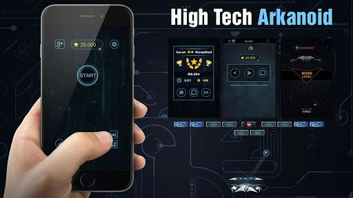 High Tech Arkanoid