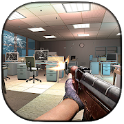 Destroy Boss Office Destruction FPS Shooting House