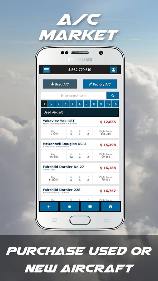 Airline Manager 2- screenshot