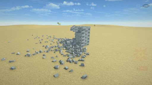 Télécharger Destruction physics: explosion demolition sandbox APK MOD (Astuce) screenshots 5