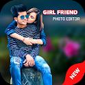 Girlfriend Photo Editor - Best Girl Friend Frames icon