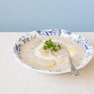 Creamy Oyster Mushroom Soup