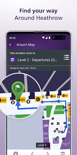 Heathrow Airport Guide Pro  screenshot 6