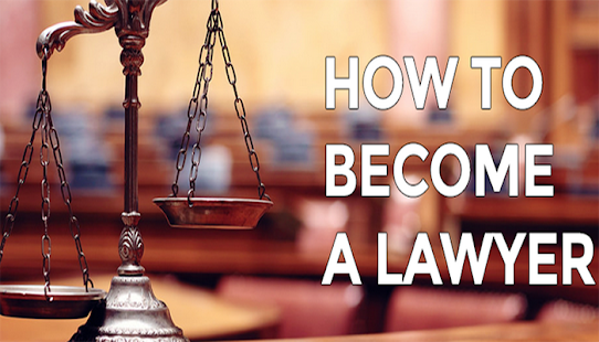How to Become a Lawyer - náhled