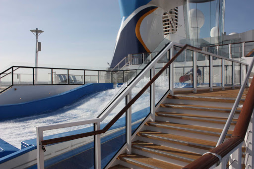 flowrider-quantum-of-the-seas.jpg - Try out your surfing skills on the FlowRider on Royal Caribbean's Quantum of the Seas.