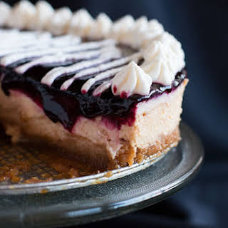 Baked Cheesecake Without Crust Recipes.