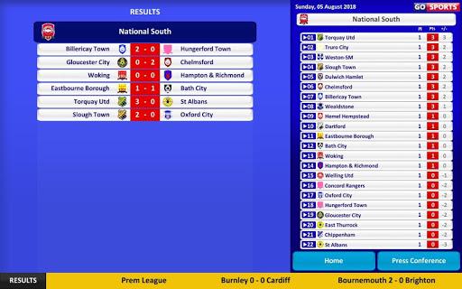 Club Soccer Director 2019 - Soccer Club Management 2.0.25 screenshots 14