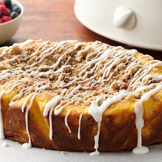 Slow-Cooker Classic Coffee Cake.