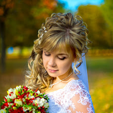 Wedding photographer Nadezhda Shanchuk (zolotons). Photo of 24.11.2015