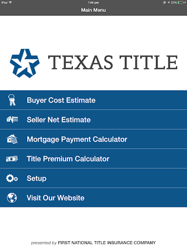 Texas Title  screenshots 3