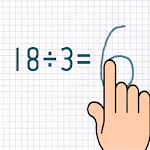 Division Math Trainer Icon