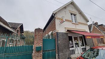maison à Vendeuil (02)