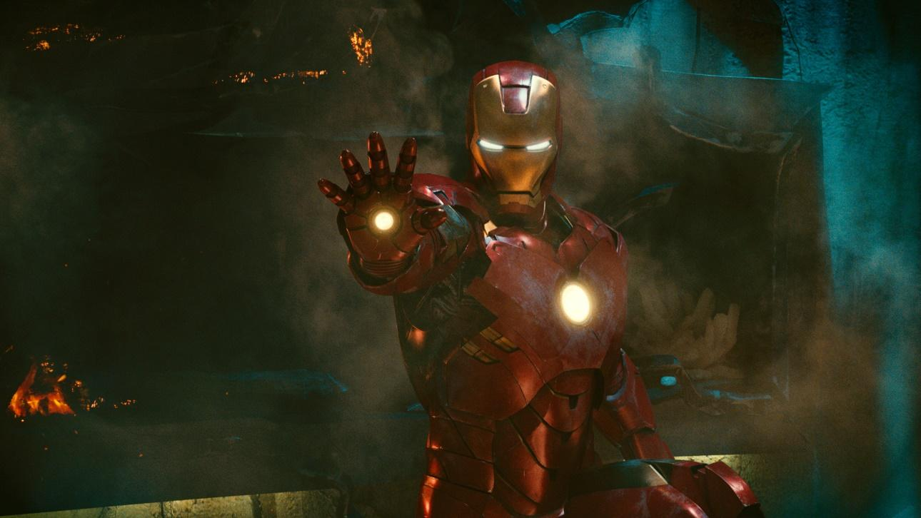 3. Iron Man 03