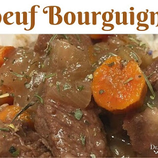 Boeuf Bourguignon in Instant Pot
