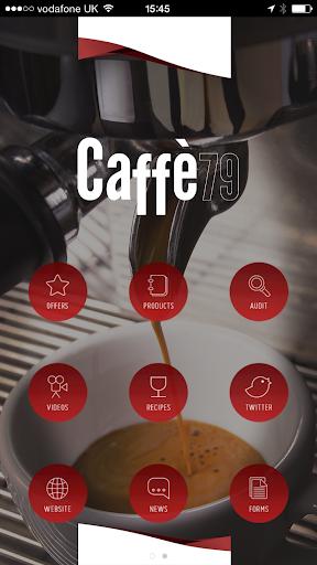 Caffe 79 App
