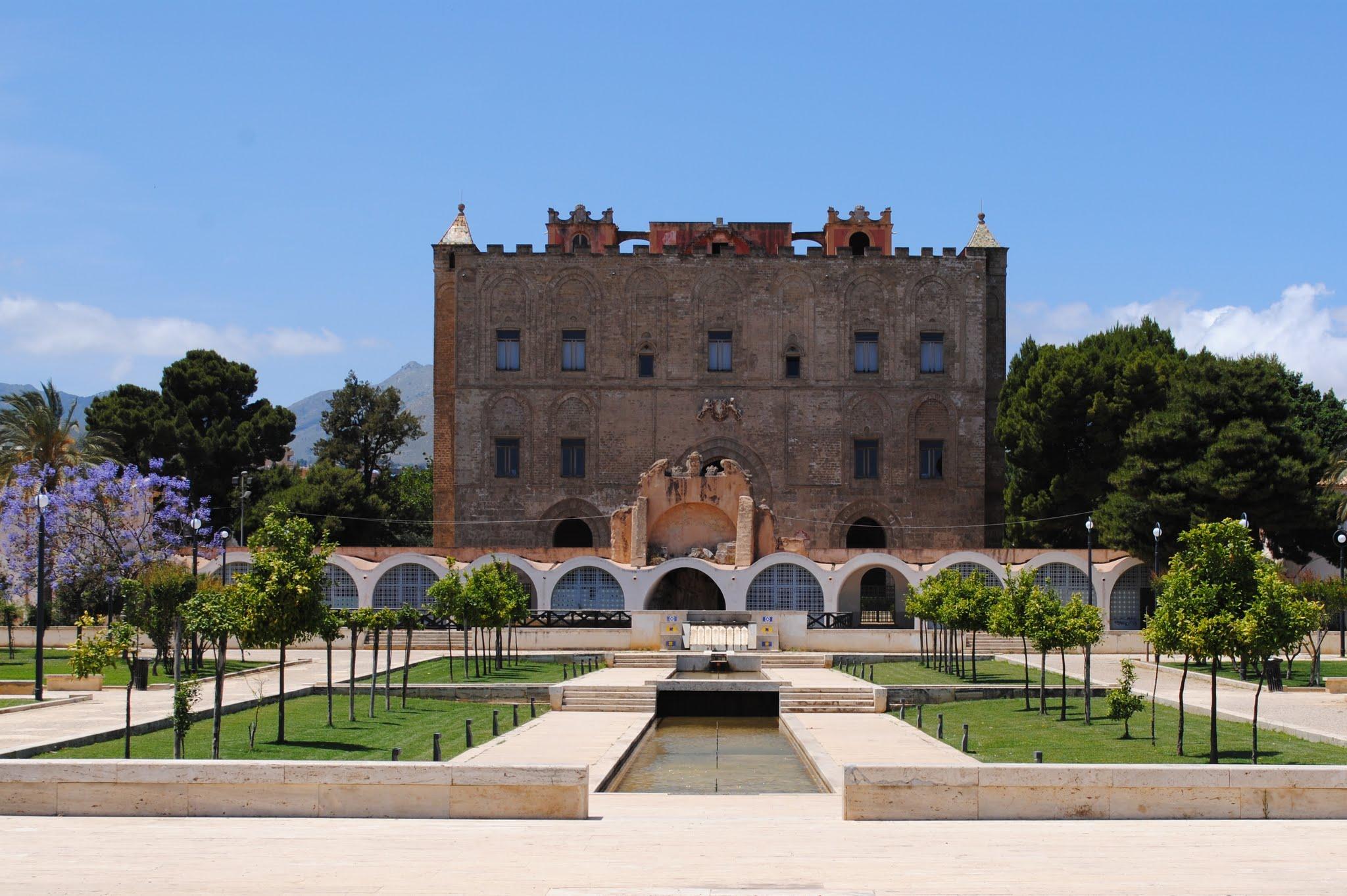 My Photos: Italy -- Sicily -- Palermo -- La Zisa