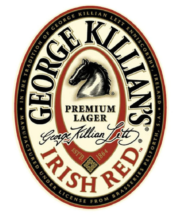 Logo of George Killian's Irish Red