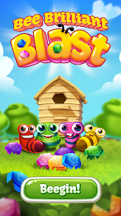 Bee Brilliant Blast 1.32.1 Mod (Infinite Lives/Infinite Coins & More) 1