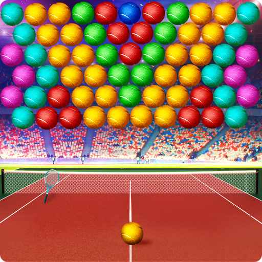Bubble Tennis Rio 2016 休閒 App LOGO-APP開箱王