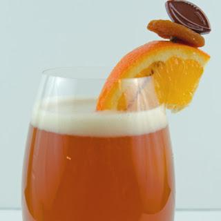 Superbowl Beer Cocktail.