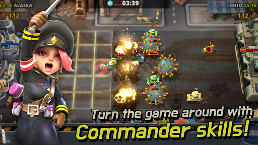 Code Triche World War Arena APK MOD screenshots 4