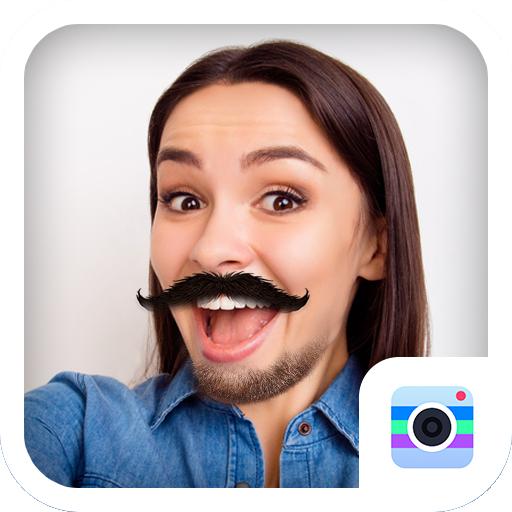 Beard Face Camera- Beard Photo Editor&Sticker