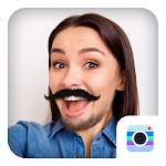 Beard Face Camera- Beard Photo Editor&Sticker Icon