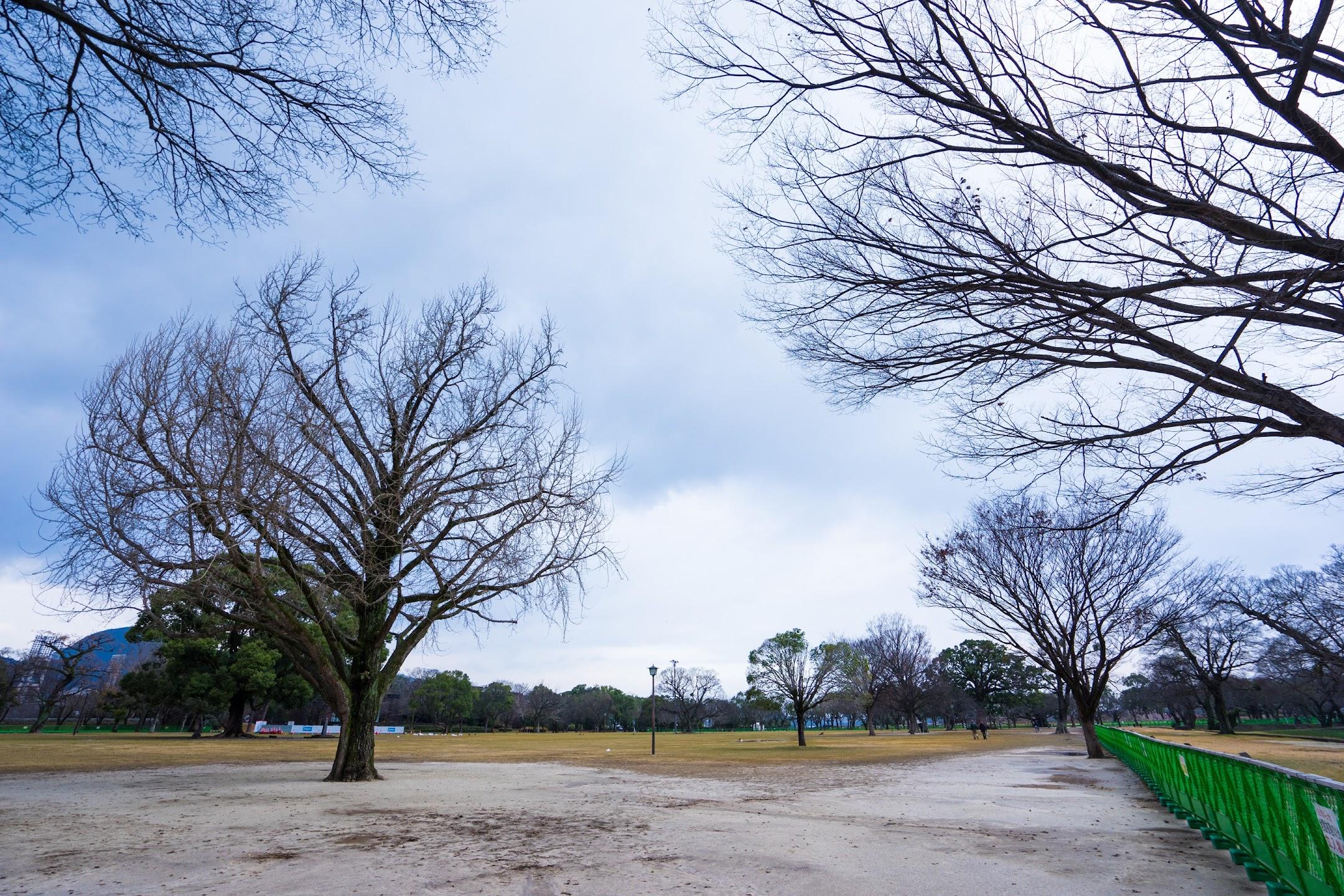 熊本城 二の丸広場1
