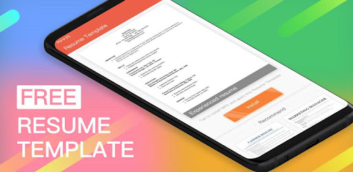 Experienced Resume Example Apl Di Google Play
