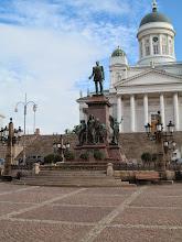 Photo: Statue of Alexander II