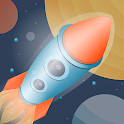 Rocket war: Save the world icon