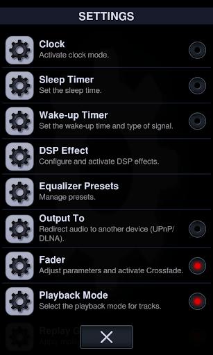 Neutron Music Player  screenshots 5
